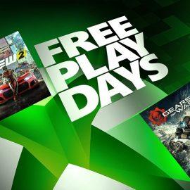 Gears of War 4 & The Crew 2 gratuits ce week-end pour les membres Xbox One Gold