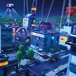 Fortnite : La saison 9 est arrivée avec une touche futuristique