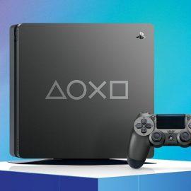 la Days of Play  une nouvelle console limitée annoncée Par PS4
