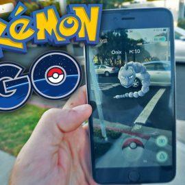 Un nouveau jeu de Pokemon : Préparez vos smartphones !