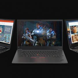 2 en 1 ! lenovo ThinkPad X1 Extreme Gen 2