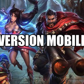 League of Legends : Version Mobile !