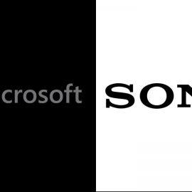 Sony et Microsoft – Un partenariat stratégique !