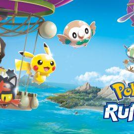 Pokémon Rumble Rush : Désormais disponible gratuitement sur Android !