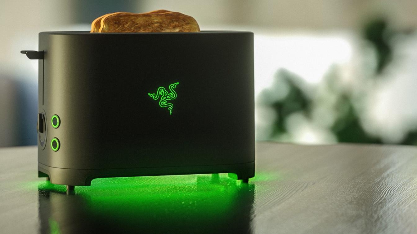 Razer Toaster 1
