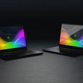 Les deux nouveaux laptops gamers de RAZER