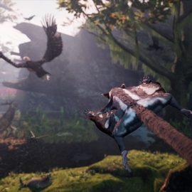 """Le nouveau jeu de survie inspiré par les documentaires animaliers """"AWAY : The Survival Series"""""""