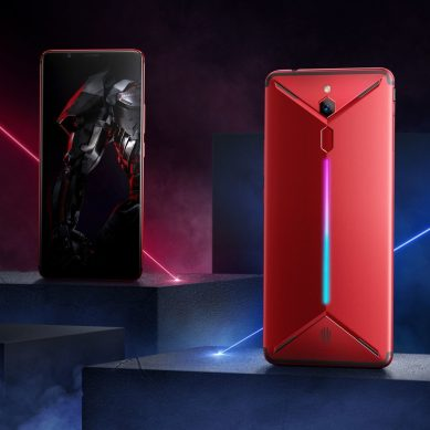 nubia red mars