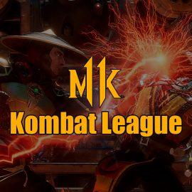 """Mortal Kombat 11 : Un nouveau Mode compétitif """"Kombat League"""" !"""