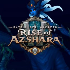 World of Warcraft : Rise of Azshara – patch 8.2 Trailer