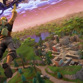 Fortnite Patch: Il est maintenant possible de guérir vos alliés!