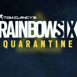 Rainbow Six Quarantine : Nouveau Trailer !