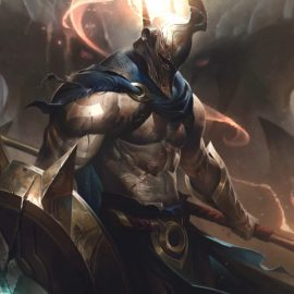 "League of Legends : Musique du champion ""Pantheon"" !"