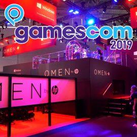 Gamescom 2019 : Les nouveautés d'HP !
