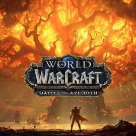 """World of Warcraft : Battle for Azeroth """"patch 8.2.5"""""""