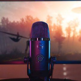 Blue YetiX : la révolution des microphones