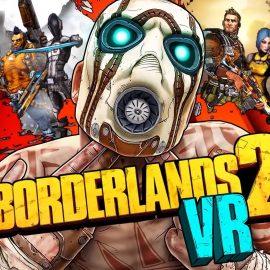 Borderlands 2 VR : PC Trailer !