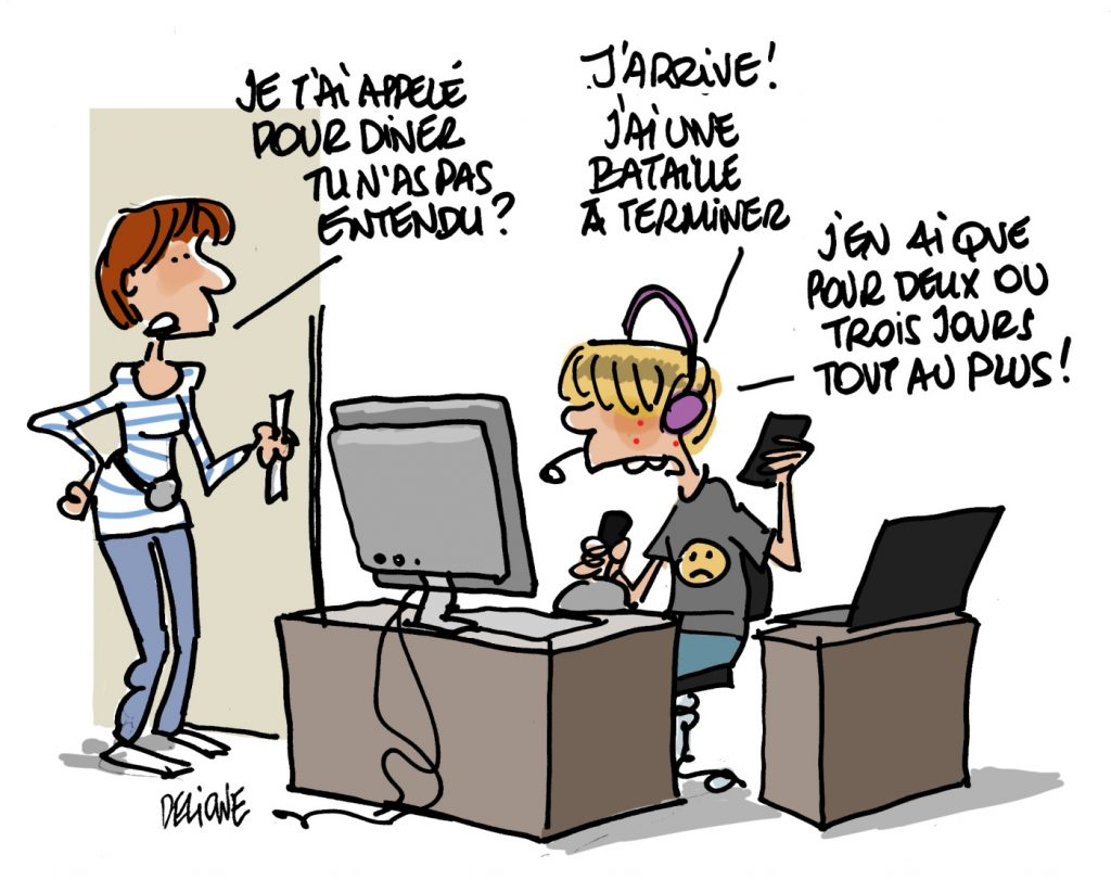 cyberjeudependance