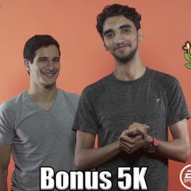 Flash news #5 + Bétisier spécial 5K!!