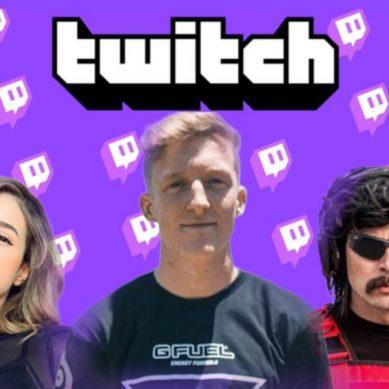 Top 10 des meilleurs streamers sur Twitch