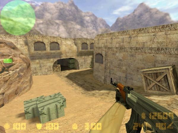 counter strike 1.6 screenshot