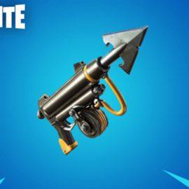 le nouveau fusil à harpon sur Fortnite (dégats & fonctionnalités) !!!