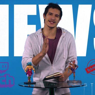 FLASH NEWS #10 (TUNISIAN ESPORT,TWITCH BANS…)