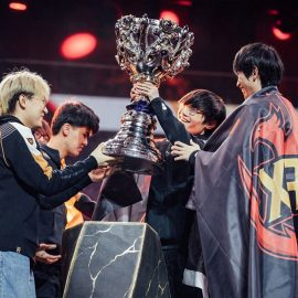 league of legends worlds Worlds 2019: Quelle sont les prochains skins de FunPlus Phoenix ?