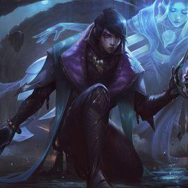 Les capacités d'armes d'Aphelios , le nouveau champion de League Of Legends !