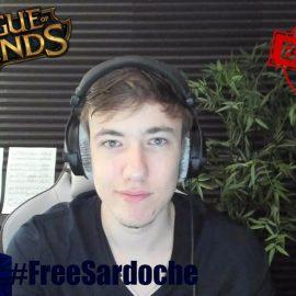 #FreeSardoche : un hastag lancé après le ban Id de Sardoche