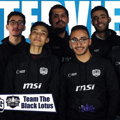 Lgaming Interview – The Black Lotus – Team League of Legends 🎬🎮🔥