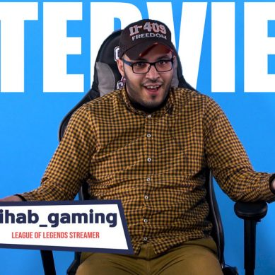 Lgaming Interview – ihab gaming – League of Legends Streamer 🎬🎮🔥
