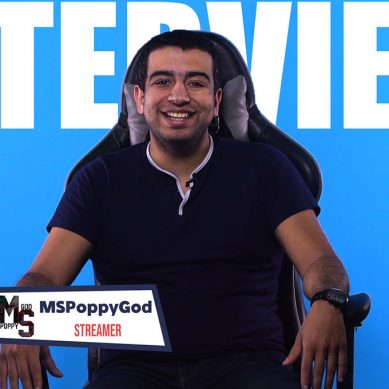 Lgaming Interview – MSPoppyGod – Streamer & Coach ( Team TMS )🎬🎮🔥