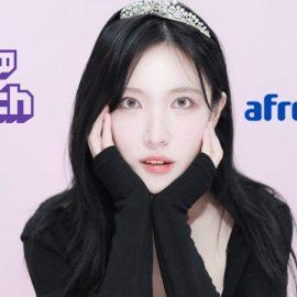 Une autre streameuse quitte Twitch après son ban !