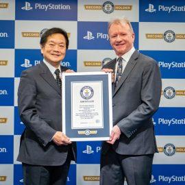 PlayStation : reconnue par Guiness comme la marque de consoles de jeu maison la plus vendue au monde !