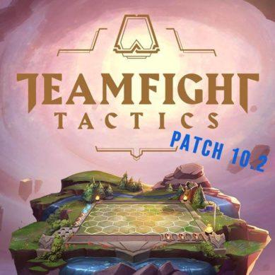 TFT: tout ce qu'il faut savoir sur le patch 10.2