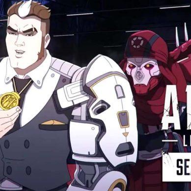 Apex Legends : un trailer inattendue pour son nouveau héros