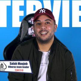 "Lgaming Interview – Salah ""Trnono"" Moujeb – Member of the Viboras team 🎬🎮🔥"