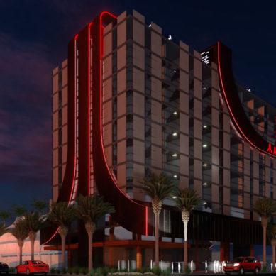 Atari: Un hôtel gaming