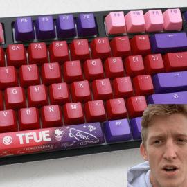 3000$ pour le nouveau clavier de Tfue