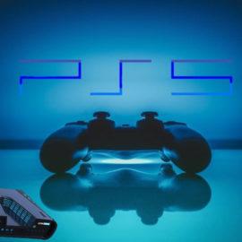 Sony: la PlayStation 5 (logo, manette, caractéristiques…)