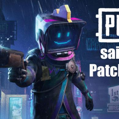 PUBG(Patch note): la saison 6 a été lancée