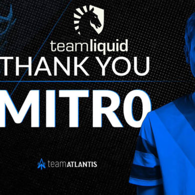 Mitr0 rejoint la team Team Liquid