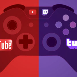YouTube Gaming vs Twitch: trois stars quitte la plateform Twitch pour Youtube