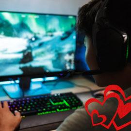 Guide de la Saint Valentin pour un Gamer célibataire ! (trois jeux à jouer)