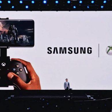 Samsung: une alliance dans le gaming avec Microsoft