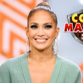 Jennifer Lopez Une gameuse ??