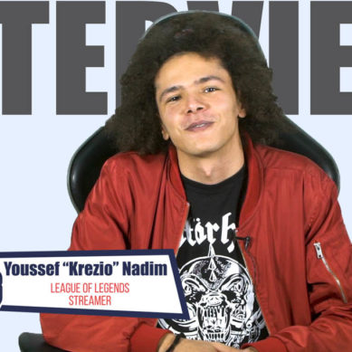 "Lgaming Interview – Youssef ""Krezio"" Nadim – Streamer 🎬🎮🔥"