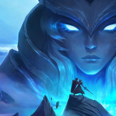 League Of Legends : les éternels arrivent bientôt !