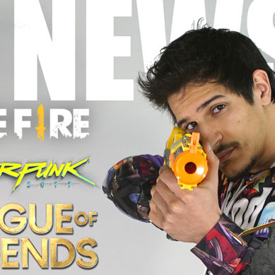Gaming news l Cyber punk 2077 – League of Legends – Free fire أخر أخبار